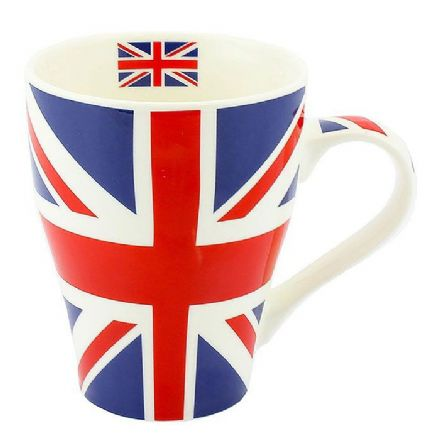 Union Jack Classic Fine China Mug